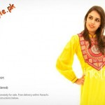 Latest Spring Basant Collection 2012 By Pinkstich-001