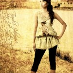 Latest Summer Collection For Women by Resham Ghar 2012-005