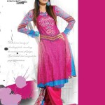 Latest Summer Dresses by Dawood Classic Lawn 2012 11