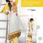 Latest Summer Dresses by Dawood Classic Lawn 2012 13