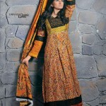 Latest Summer Dresses by Dawood Classic Lawn 2012 14