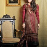 Latest Summer Dresses by Dawood Classic Lawn 2012 15