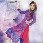 Latest Summer Dresses by Dawood Classic Lawn 2012 2