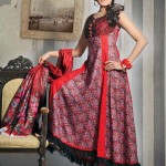 Latest Summer Dresses by Dawood Classic Lawn 2012 5