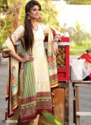 Latest Summer Lawn Collection  2012 By Grace Fabrics-006