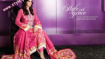 Latest Summer Trend By Grace Fabrics For Women 2012-020