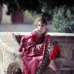 Latest Teena Durrani Bridal Wear For Summer 2012-010