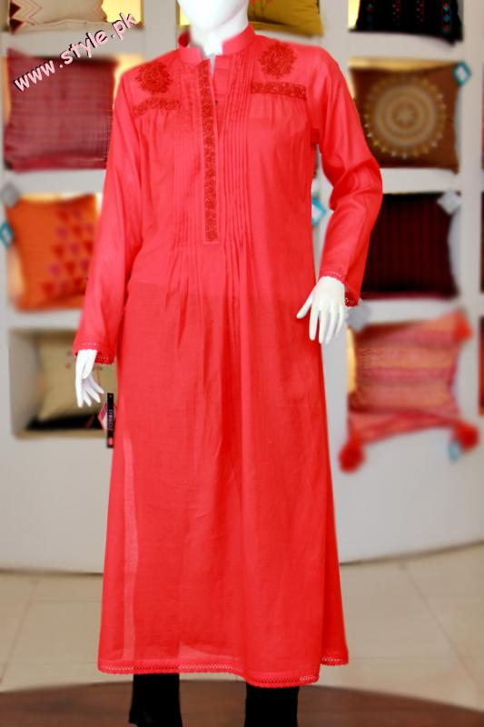 Latest Thredz Lawn Collection For Summer 2012-003
