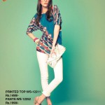 Latest Western Wear Outfits For Women By Outfitters For Summer 2012-013