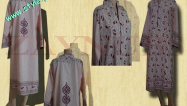 Latest Zaynubs Spring Summer Collection For Women 2012-005