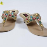 Le'Sole-Needle Impressions Latest Summer Sandals Collection 2012-002