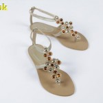 Le'Sole-Needle Impressions Latest Summer Sandals Collection 2012-003