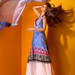Mahnoush Summer Lawn 2012 for Girls- Complete Collection 11