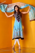 Mahnoush Summer Lawn 2012 for Girls- Complete Collection 12