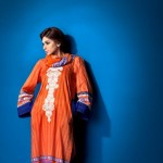 Mahnoush Summer Lawn 2012 for Girls- Complete Collection 13