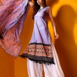 Mahnoush Summer Lawn 2012 for Girls- Complete Collection 3