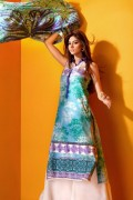 Mahnoush Summer Lawn 2012 for Girls- Complete Collection 5