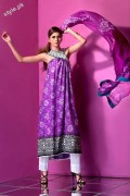 Mahnoush Summer Lawn 2012 for Girls- Complete Collection 8