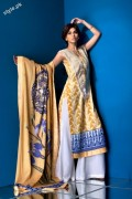 Mahnoush Summer Lawn 2012 for Girls- Complete Collection 9