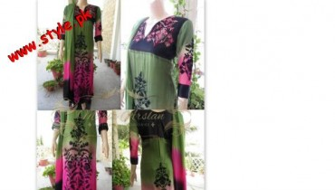 Maria Arsalan Latest Summer Collection 2012 For Women-002