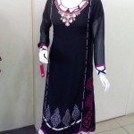 Maria Noor Latest Party Wear Collection For Summer 2012-002
