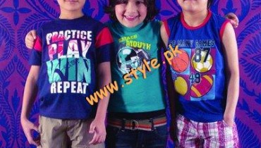 Minnie Minors Latest Spring Summer Collection 2012 For Kids-001
