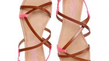 New Look Latest Summer Feet Trest 2012 1