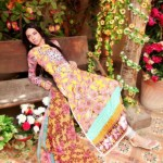 Nomi Ansari Latest Lawn Collection For Summer 2012-002
