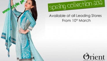 Orient Textiles Spring Summer Collection For Women 2012-004