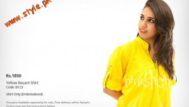 Pinkstich Casual Wear Collection For Summer 2012-007