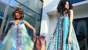 Samia Ahmed Latest Spring Summer Collection 2012 a