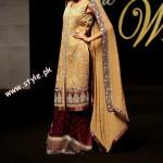 Sana Abbas Bridal Wear At Sharjah Bridal Show 2012-009