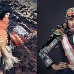 Sana Salman Rafi Summer Prints 2012 - Lookbook 10