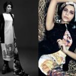 Sana Salman Rafi Summer Prints 2012 - Lookbook 3