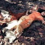 Sana Salman Rafi Summer Prints 2012 - Lookbook 4