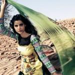 Sana Salman Rafi Summer Prints 2012 - Lookbook 7