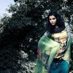 Sana Salman Rafi Summer Prints 2012 - Lookbook 9