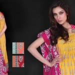 Spring Collection 2012 by Orient Textiles - Full Collection 5