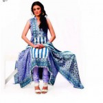 Subhata Designers Lawn For Girls 2012 by Shariq Textiles 11