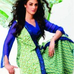 Subhata Designers Lawn For Girls 2012 by Shariq Textiles 2
