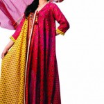 Subhata Designers Lawn For Girls 2012 by Shariq Textiles 5