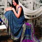Subhata Designers Lawn For Girls 2012 by Shariq Textiles 8