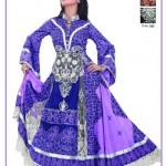 Supreme Lawn & Mughal-e-Azam Brosha 2012 by Sitara Textiles 1