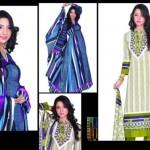 Supreme Lawn & Mughal-e-Azam Brosha 2012 by Sitara Textiles 17