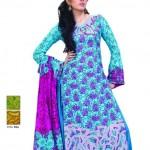 Supreme Lawn & Mughal-e-Azam Brosha 2012 by Sitara Textiles 2