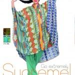 Supreme Lawn & Mughal-e-Azam Brosha 2012 by Sitara Textiles 7