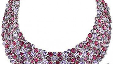 Swarovski Latest Party Jewellery Collection 2012 1