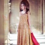 Teena Durrani Mughal Art Collection For Summer 2012-001