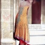 Teena Durrani Mughal Art Collection For Summer 2012-002