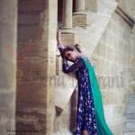 Teena Durrani Mughal Art Collection For Summer 2012-003